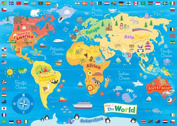 World_Map-cute