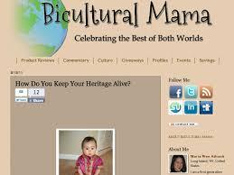 Bicultural Mama
