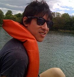 Perry Chen - Kickstarter co-founder