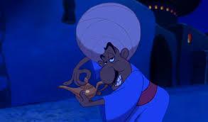 Merchant in Aladdin